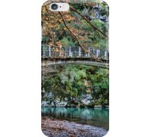 Autumn paradise iPhone Case/Skin