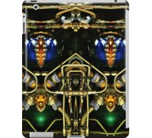 If I had a time machine.. When would I go? iPad Case/Skin