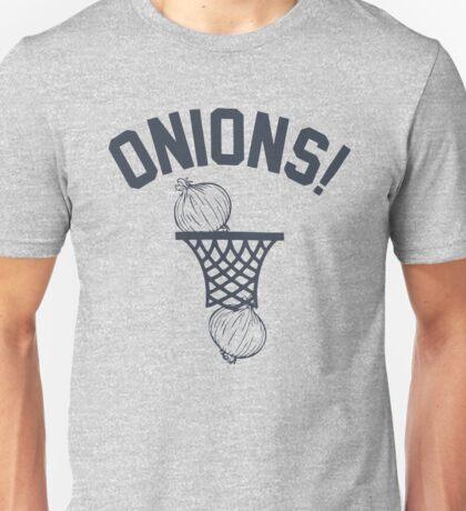 Bill raftery Onions Shirt Unisex T-Shirt