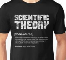 Scientific Theory Unisex T-Shirt