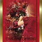 christmas card Abbie by cynthiab