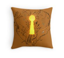 Nature of Love Throw Pillow