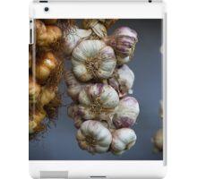 Garlic iPad Case/Skin