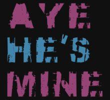 He's mine by d1bee