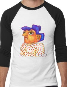 Mom - Betty Men's Baseball ¾ T-Shirt
