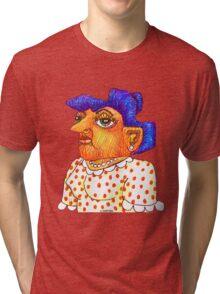 Mom - Betty Tri-blend T-Shirt