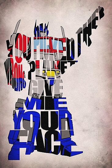 Optimus Prime by A. TW