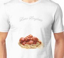 Lotsa spaghetti Unisex T-Shirt