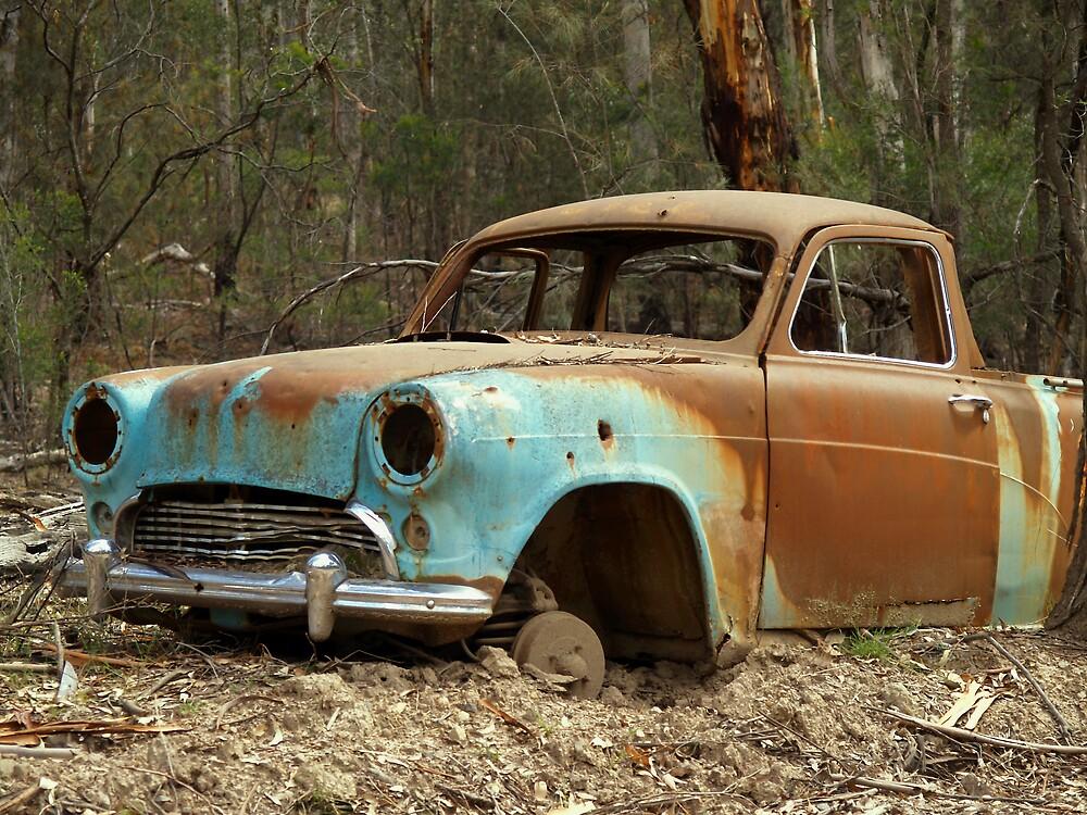 Old Timer by Steve Broadley