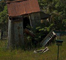 Seen better days by Rosalie Dale