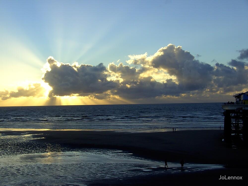 Rays Of Light by JoLennox