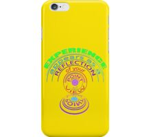 reflections of your POINT of VIEW iPhone Case/Skin