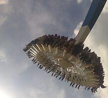 Fairground Ride by truskyblue