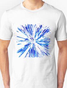 Explosion Blue T-Shirt