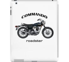 Norton Commando Roadster iPad Case/Skin