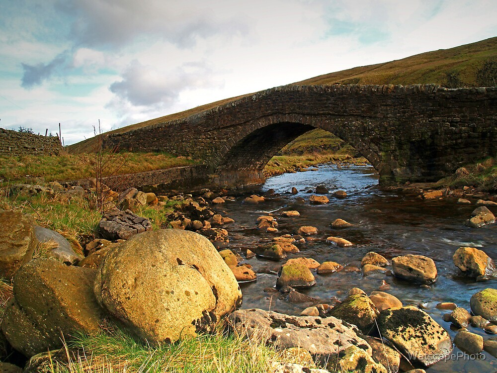 Coverdale Bridge by WatscapePhoto