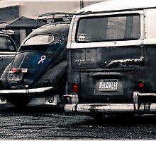 The Wagens  by ArtbyDigman