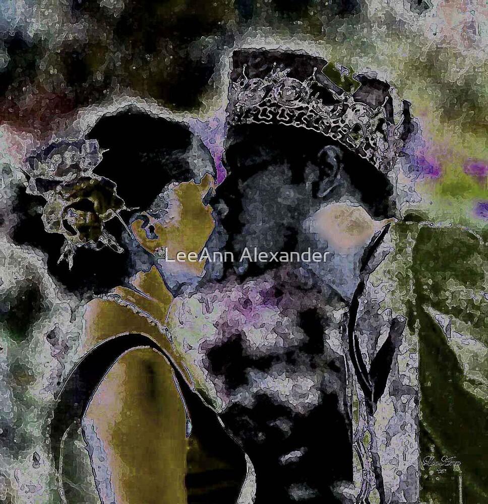 The Kiss 3 by LeeAnn Alexander