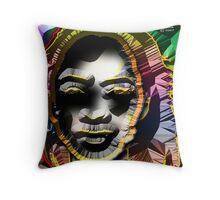 PEACEFUL SORROW Throw Pillow