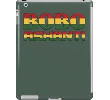 Bobo Ashanti Rasta  iPad Case/Skin