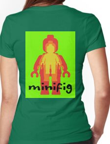 Colored Minifigs T-Shirt