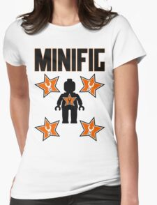 Minifig with Customize My Minifig Star Logos T-Shirt