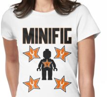 Minifig with Customize My Minifig Star Logos Womens Fitted T-Shirt