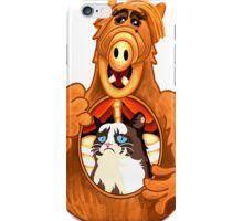 ALF Grumpy Cat  iPhone Case/Skin