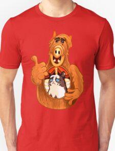 ALF Grumpy Cat  T-Shirt