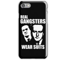 Real Gangsters iPhone Case/Skin