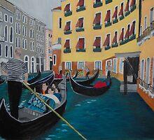 Venice by Alison McDonald