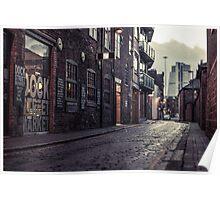 Dock Street Market (Brightened) Poster