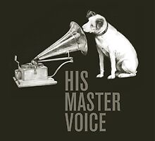 HIS MASTER VOICE part 2 by art-koncept