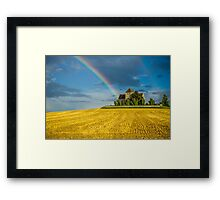 Landscape: 'Above and Beyond' Framed Print