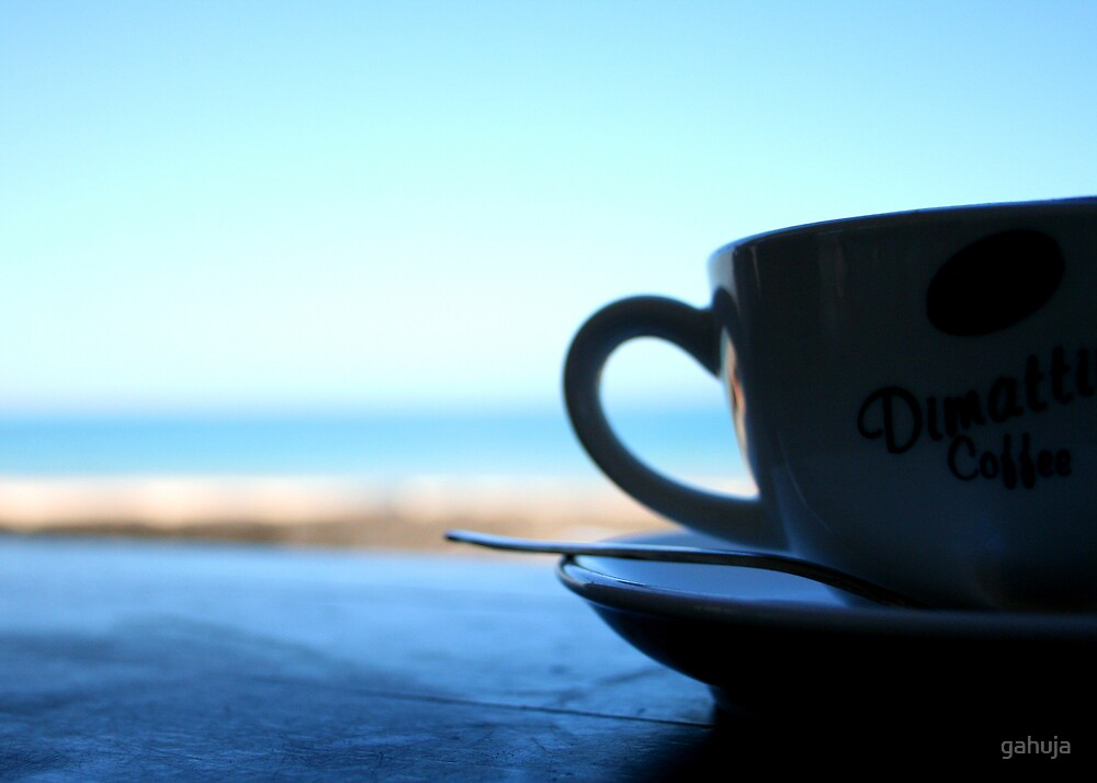 Coffee Cup by gahuja