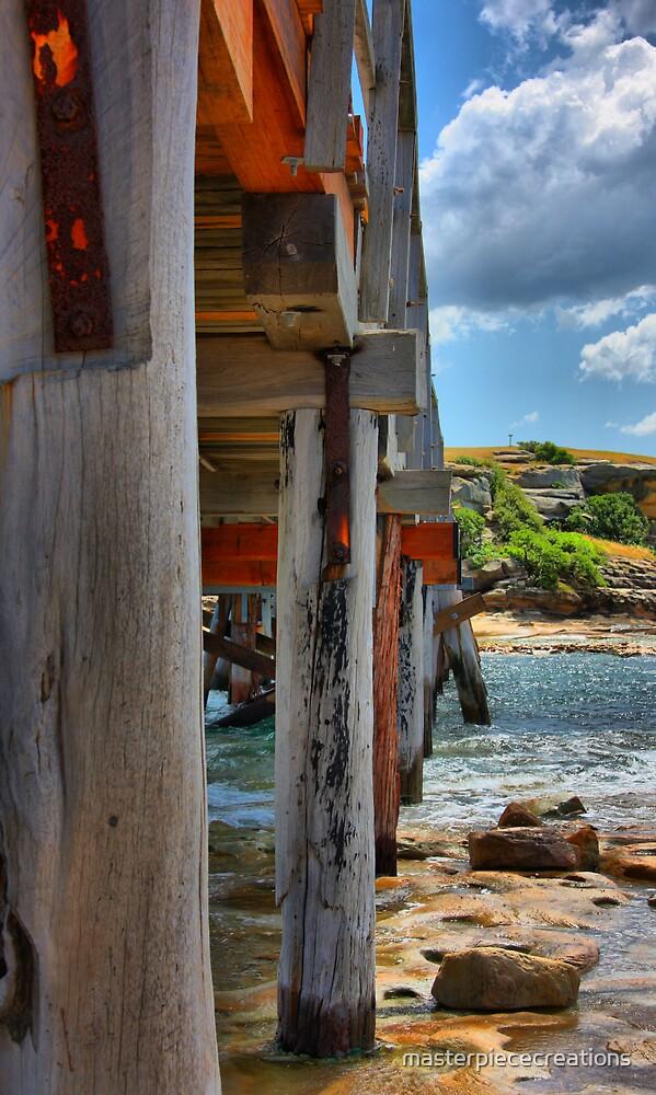 Bare Island Bridge by masterpiececreations