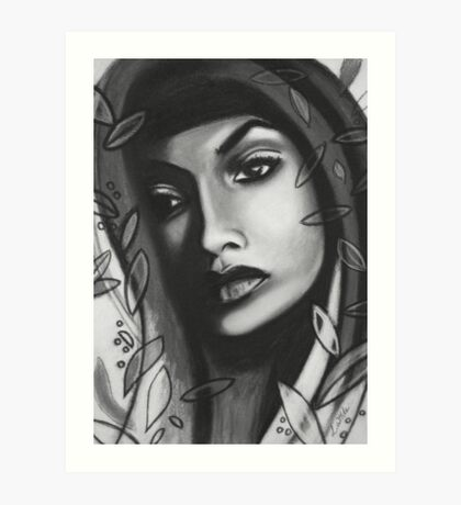 Gita Art Print