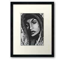 Gita Framed Print