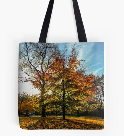 Autumness Tote Bag