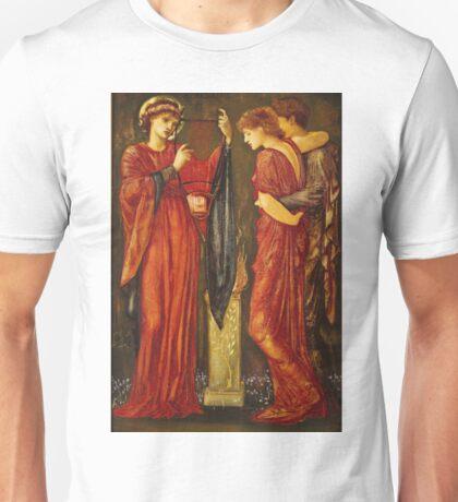 Edward Burne-Jones - Hymenaeus1869 Unisex T-Shirt