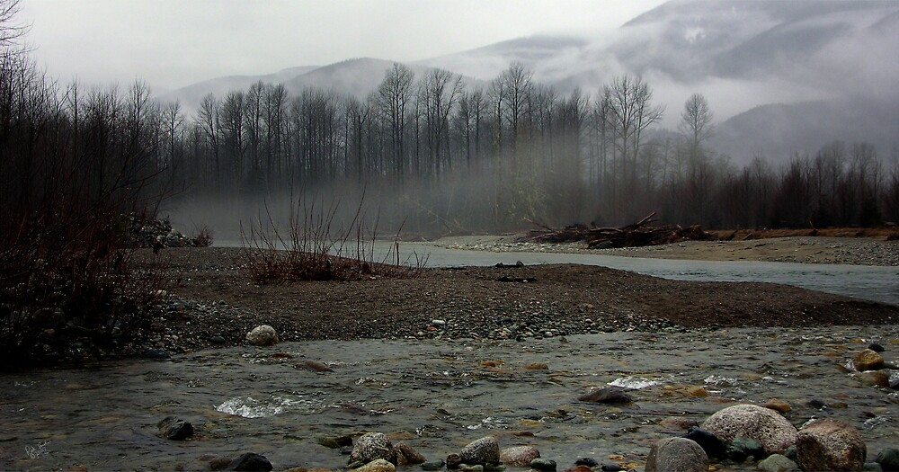 Cloud Mountain by Rick Lawler