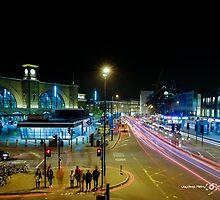 Kings Cross Station by jaymistry