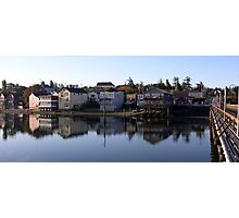 Coupeville Reflection Photographic Print