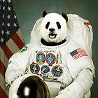 astronaut panda by benyuenkk