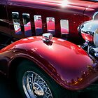 1932 Cadillac by debidabble