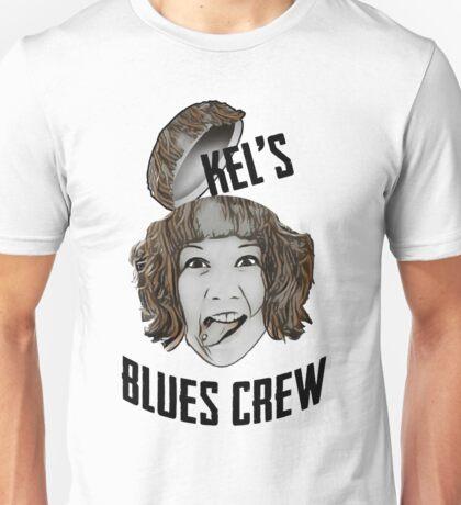 Kel's Blues Crew Unisex T-Shirt