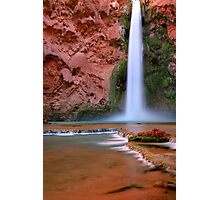 Mooney Falls Photographic Print