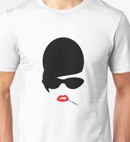 Patsy Stone - sin is in sweetie Unisex T-Shirt