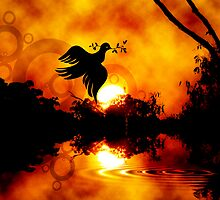 peace on earth by webgrrl