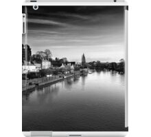 River Dee, Chester iPad Case/Skin